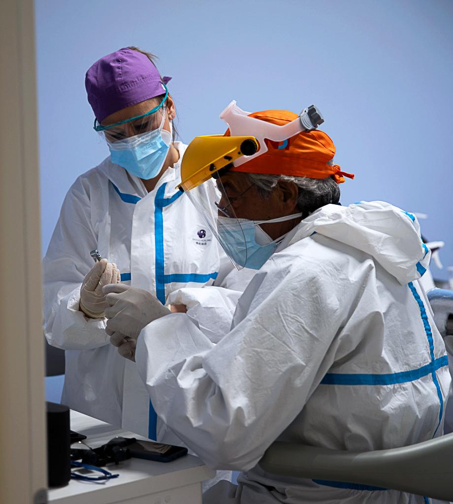 A che miglioramenti porta la parodontologia?
