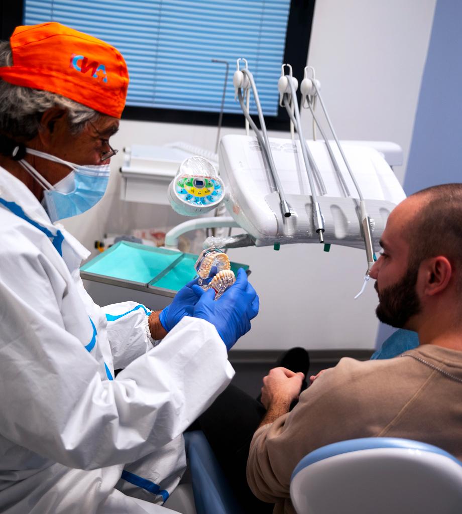 Quali disturbi risolve l'ortodonzia?