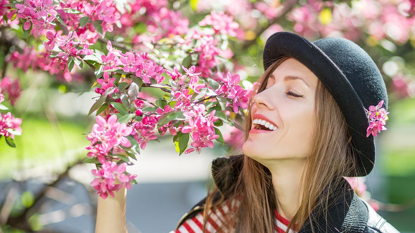 Una primavera da sorrisi splendenti? Fai la pulizia professionale dei denti!